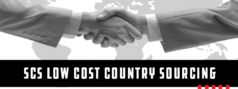SCS LCC (Low Cost Country) Sourcing Image